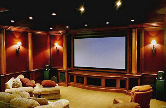 home theater installation carlsbad