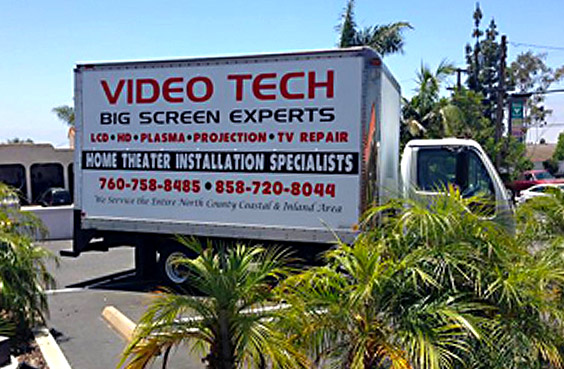 video tech tv repair vista
